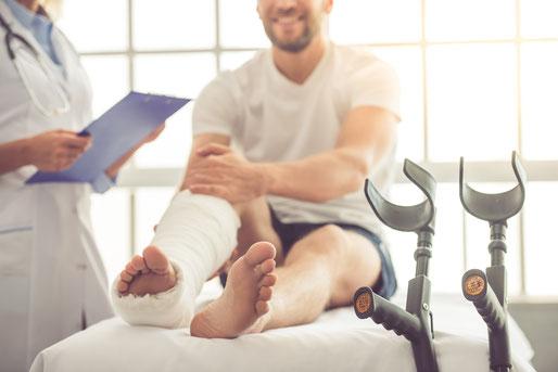 Dein VERDAS Versicherungsagent bietet dir eine Unfallversicherung die wirklich zu dir passt.