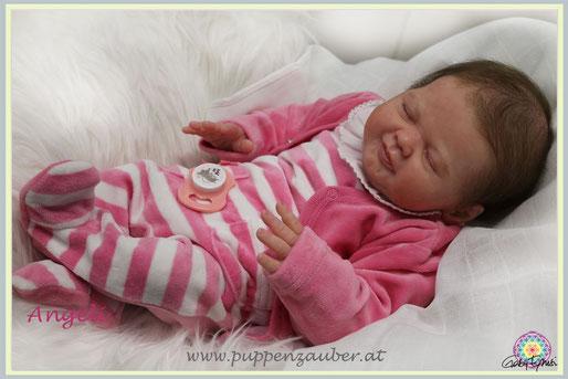Felicia, Gudrun Legler, Rebornartist, Rebornbaby, Puppenzauber, Austria , Österreich