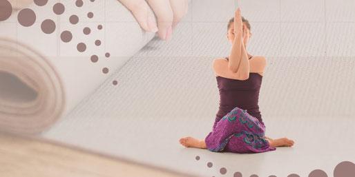 Cours privés de yoga - cours particuliers à domicile