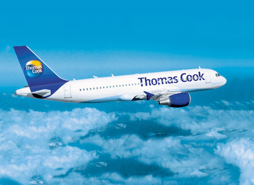 Thomas Cook will fly 36 flights to Egypt on a weekly basis - www.apartmentsinhurghada.com