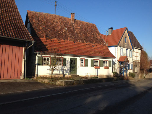 ehemaliges Armenhaus in Immenhausen