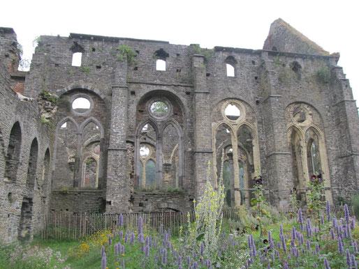 Ruines de l'Abbaye de Villers-la-Ville