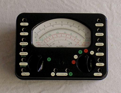Metrix Multimeter Typ. 462