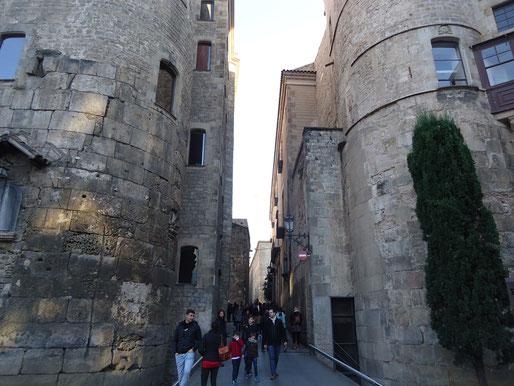 Исторический центр Барселоны, пешеходная экскурсия
