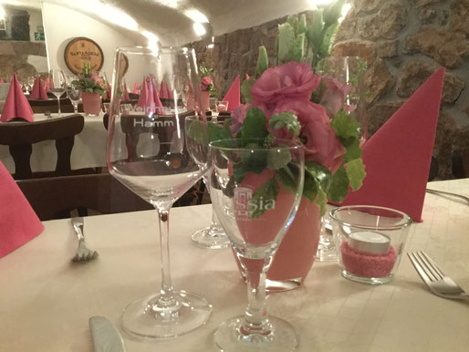 Wein in Bad Vilbel Gewölbekeller