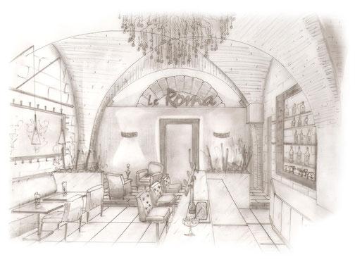 perspective restaurant montpellier