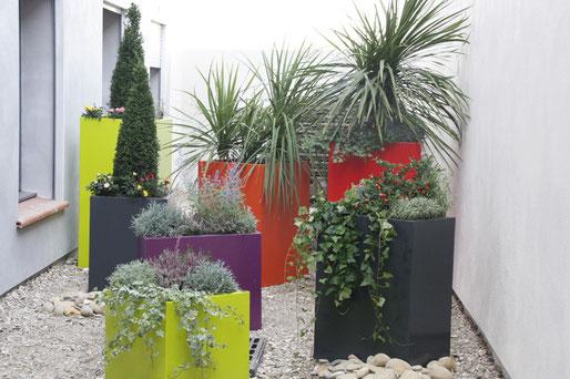 jardin méditérranéen