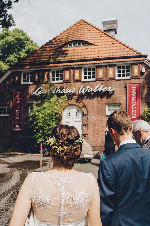 Heiraten im Landhaus Walter in Hamburg