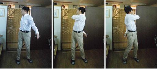 金沢市 整体 症状によっては色々な運動をご指導します