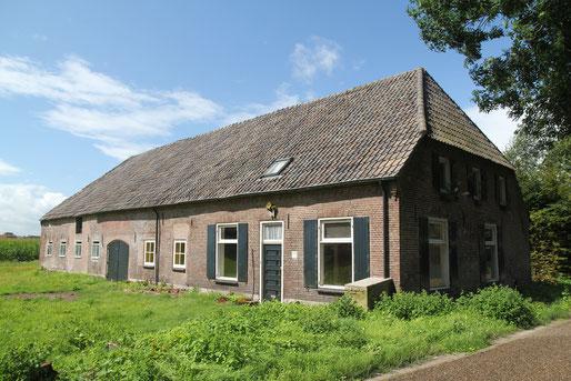 boerderij Oudveld te Erp, bouwhistorisch onderzoek gemeentelijk monument