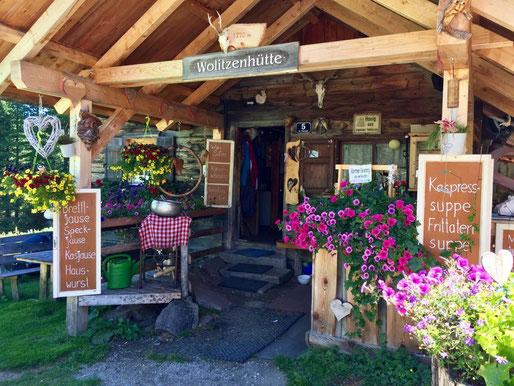 Wolitzenhütte  Kaspresssuppe