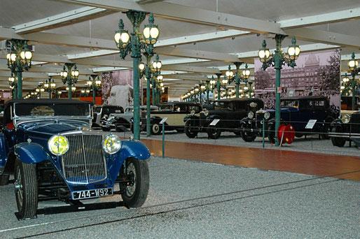 musee d 39 automobile bugatti mit dem wohnmobil nach frankreich bretagne atlantikk ste. Black Bedroom Furniture Sets. Home Design Ideas