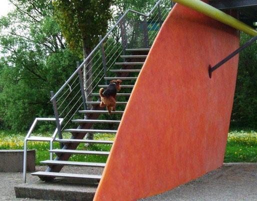 freitragende Treppen ? kein Problem