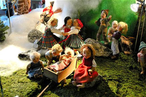 Elli Riehl Puppen