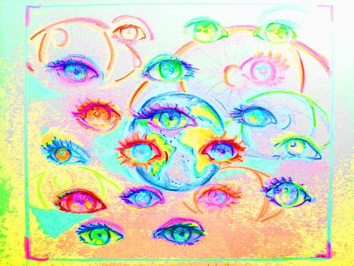 lescerclesdelumiere.com, severine saint-maurice