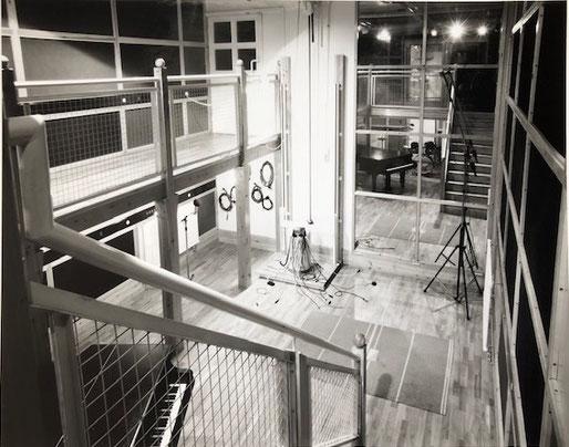 Studio One recording area (Photo: Ian Tompson)