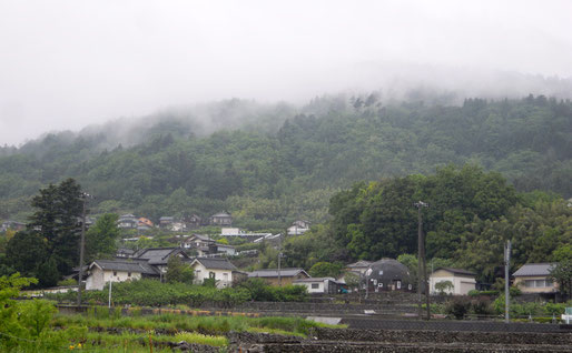 神田自然農園周辺の風景