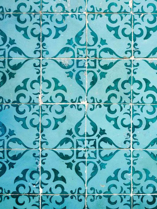 Azulejos, Wandfliesen
