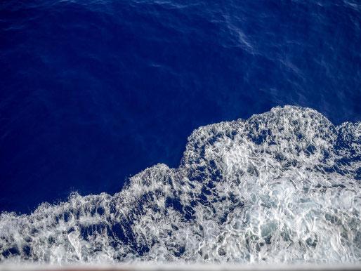 Griechenland Meer Wellen
