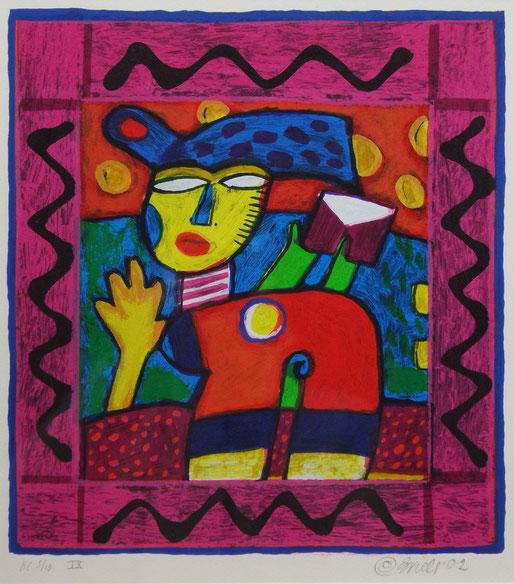 te_koop_aangeboden_een_zeefdruk_van_de_kunstenaar_clemens_briels_1946_moderne_kunst