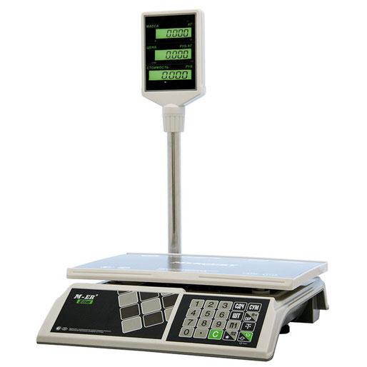 Весы Mercury M-ER 326ACP Slim