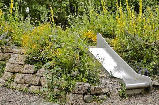 Trockenmauern Naturgarten