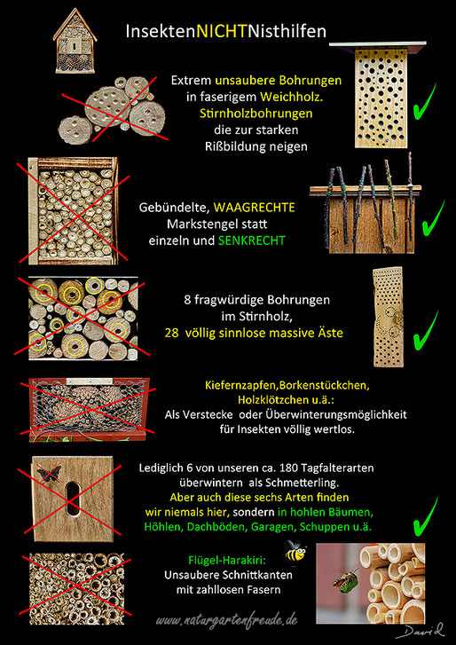 schautafeln nisthilfen insektenhotels u wildbienen. Black Bedroom Furniture Sets. Home Design Ideas