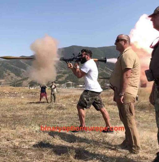 dan bilzerian lanciagrante in armenia ricercato dall'interpol 2018
