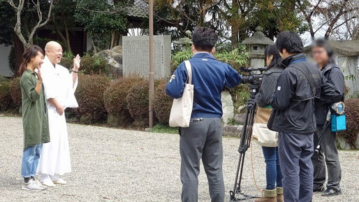 BBC「キラりん滋賀」取材(平成28年3月)