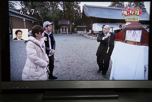 NHK大津「おうみ発630」ーしが鉄ー取材(平成31年2月)