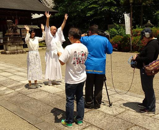 BBC「キラりん滋賀」取材(平成29年6月)