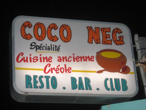 Coco Nèg