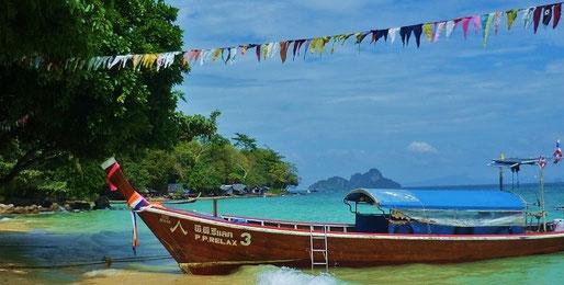 Budget 2 weeks Thailand hotels