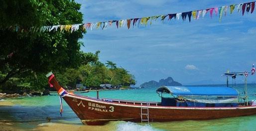 Kosten 2 Wochen Thailand Mittelklasse Hotels
