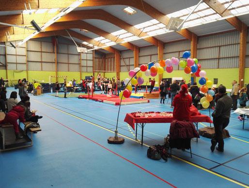 Parc éphémère jeux & acrobaties - Dimanche 27 Nov. 2016