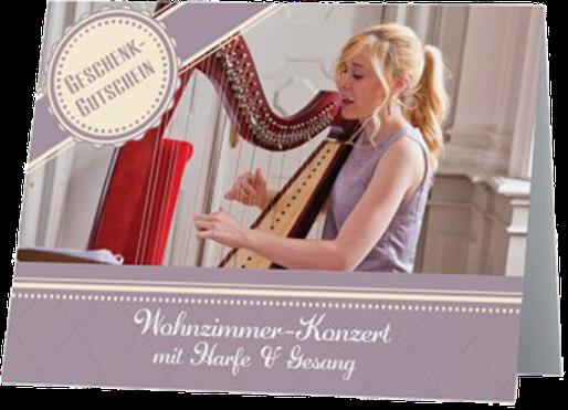 Wohnzimmer Konzert Als Besonderes Geschenk