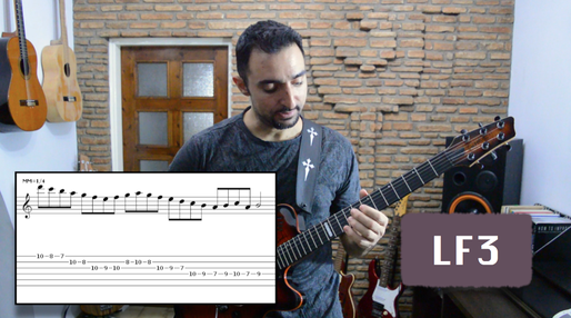Line Analysis - Linear Freedom Improvisation