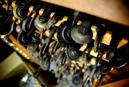 History - Conti Borbone - Print wheels collection
