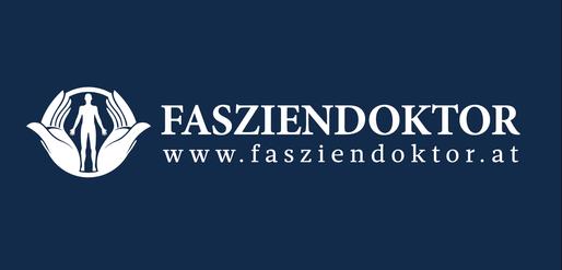Vorderseite Flyer für Dr. Matthias Brandstetter, Fasziendoktor