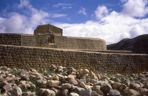 Ecuador war Teil des Inka Reiches