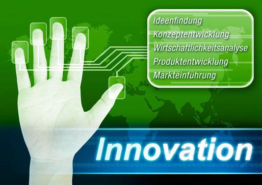 Schaubild ACUMA Innovationsforschung