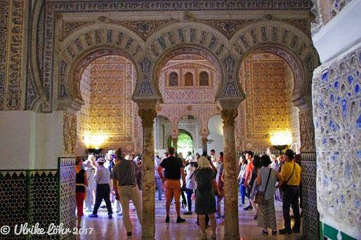 Real Alcazar Sevilla: Salón de Embajadores