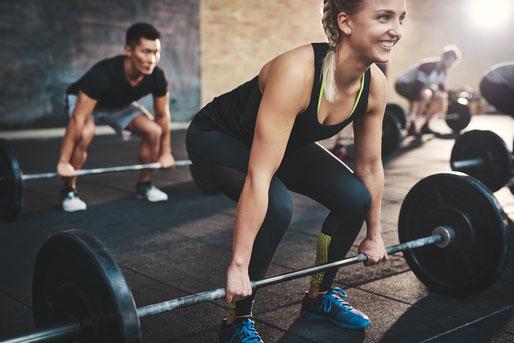 Trainingsschema trainingsschema's workout workoutschema afvallen splitschema
