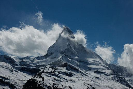 Matterhorn, Schweiz, Zermatt, Roadtrip