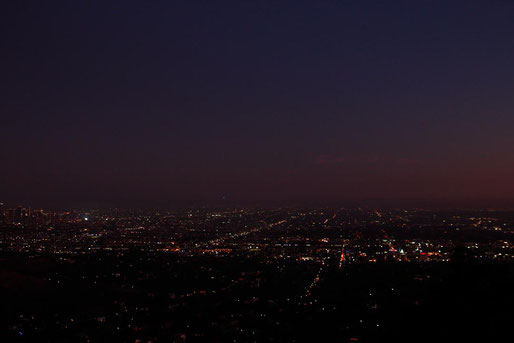 Los Angeles bei Nacht, Hollywood bei Nacht