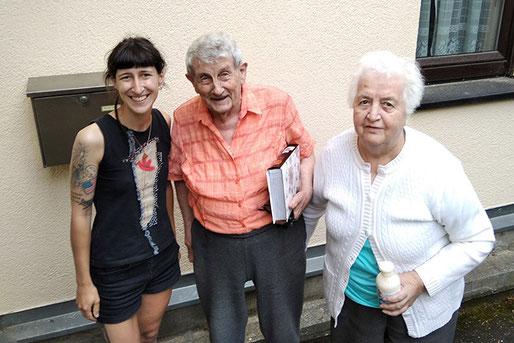 Familientreffen im Erzgebirge, lonelyroadlover