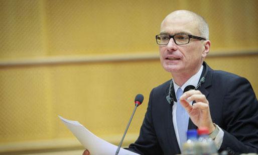 Peter Simon - Europäisches Parlament