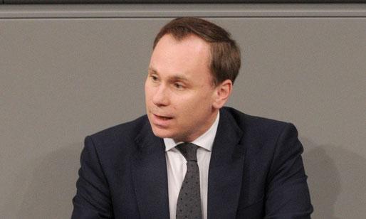Volker Ullrich - Deutscher Bundestag - Achim Melde