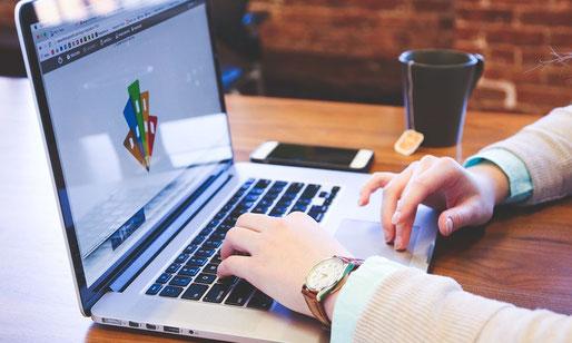 Webdesigner für Internetseiten in Aschaffenburg / Webdesign für Landingpage in Aschaffenburg / Landesumweltamt stellt neues internes Pendlerportal für Beschäftigte der Umweltverwaltung vor