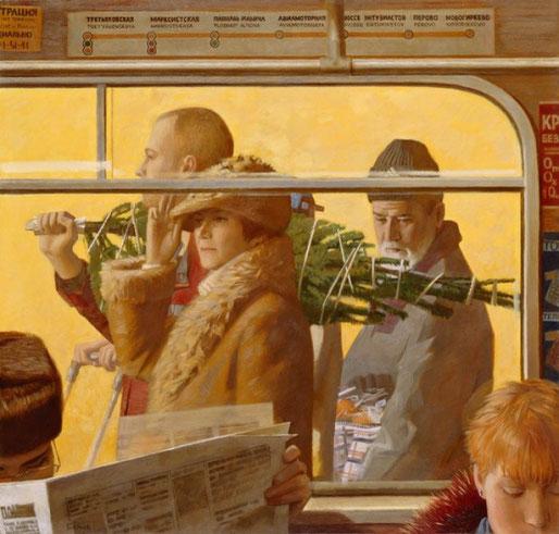 Желтая ветка, Сергей Белов